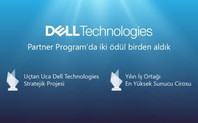 Dell Technologies'den Data Market'e 2 Ödül